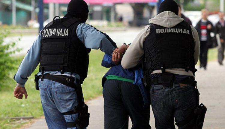 Gümrükte Tutuklandı
