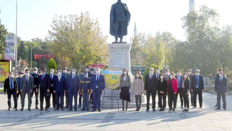 PTT 180'nci yılını kutladı