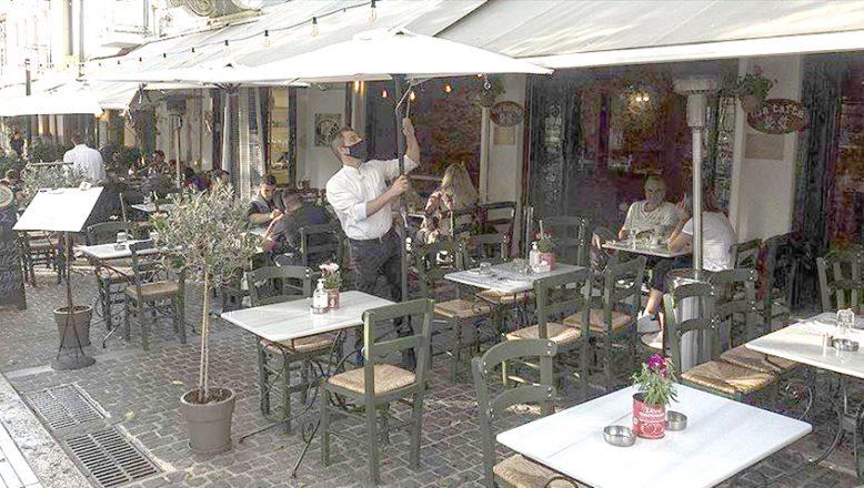 Yunanistan'da işletmeciler zor durumda