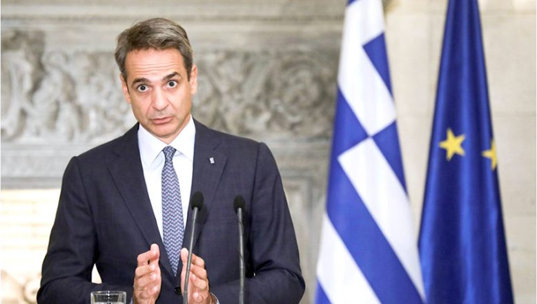 Miçotakis'ten, Oruç Reis açıklaması