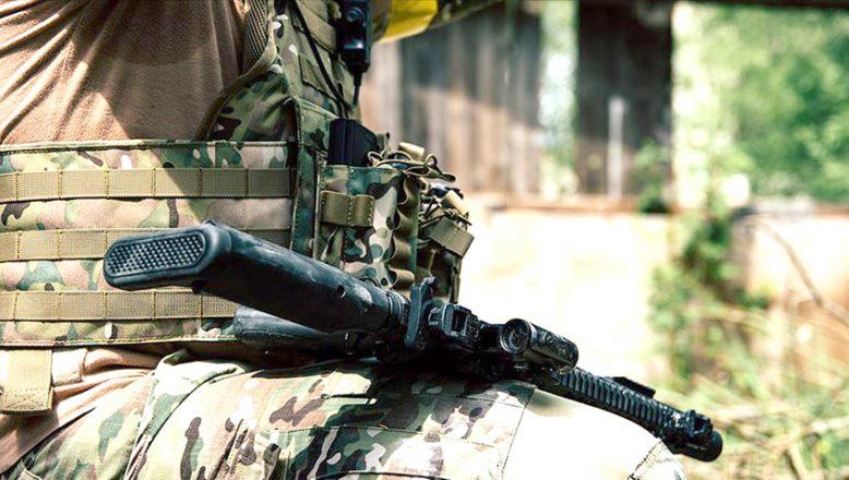PKK'lılara, Azerbaycan askeri üniforması giydirdi