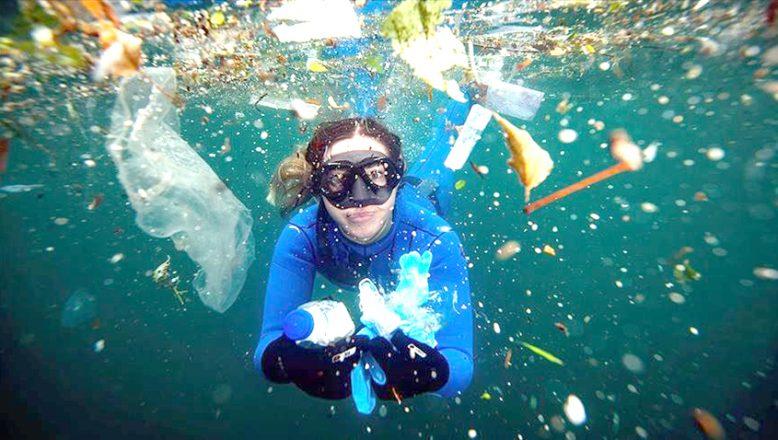 """""""Okyanusların tabanında, 14 milyon ton mikro-plastik atık bulunuyor"""""""