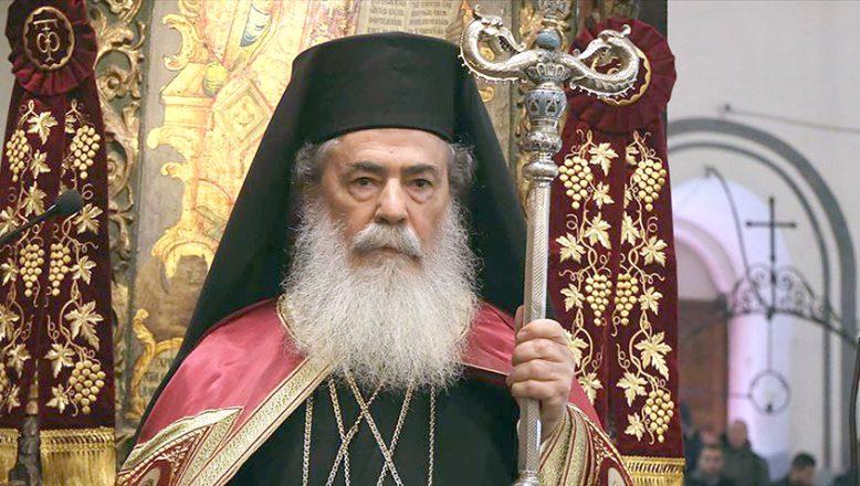 3. Theophilos, İslam'a hakaret edilmesini kınadı
