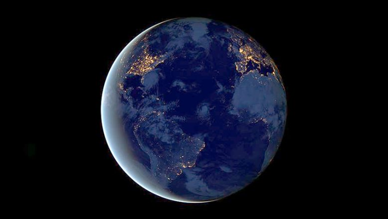 Dünya'ya yaklaşan gök cisminin, eski bir roket parçası olduğunu öne sürüldü