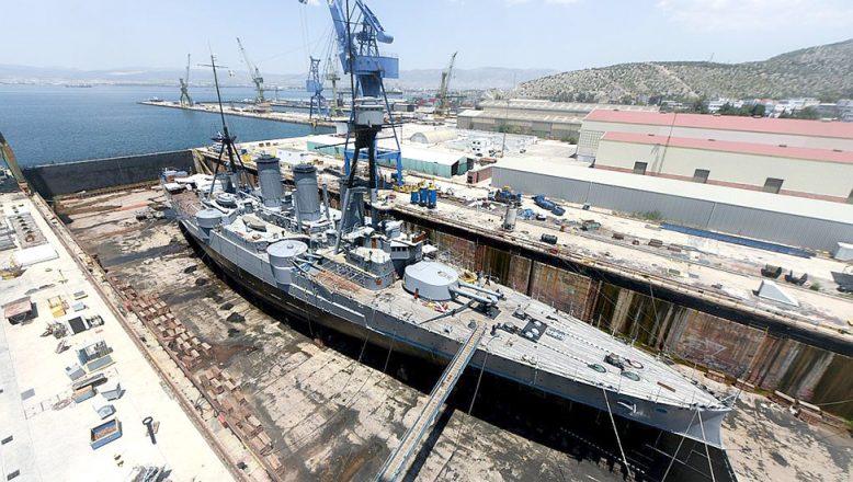 Stratejik bir limanını daha, ABD'ye satıyor