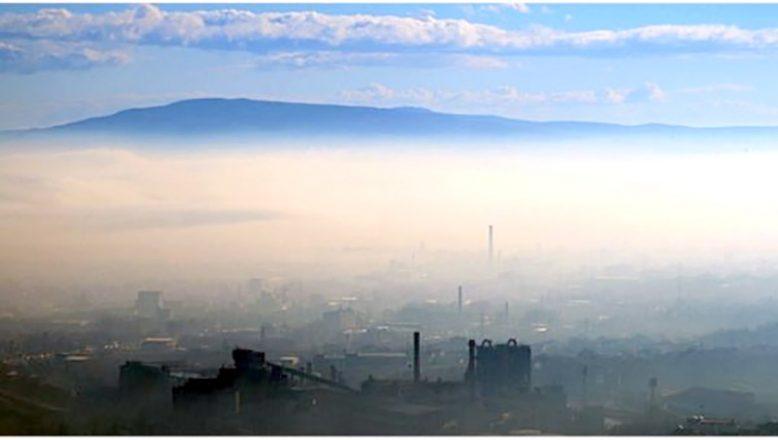 Ülkedeki hava kirliliği seviyesi yükseldi