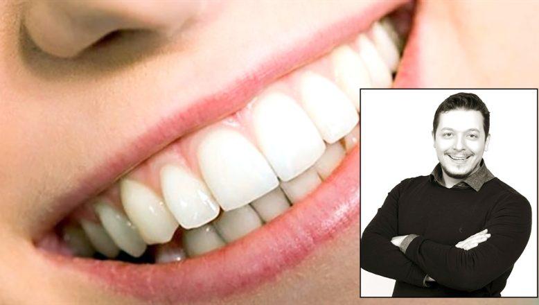 Estetik Diş Hekimliği'ni anlattı
