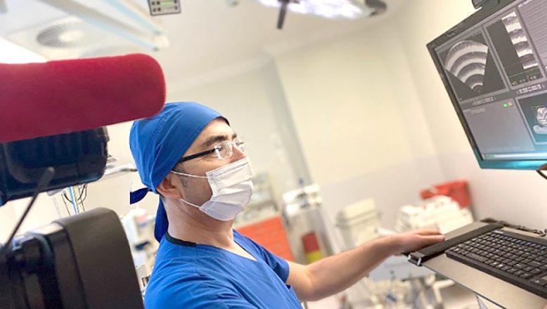 Prostat Kanseri'nde, Üç Boyutlu Robot Teknolojisi'yle 'Nokta Atışı' tedavi