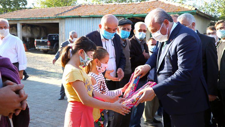 """""""Türkiye salgın sürecini en az zararla yürüten ülkelerden"""""""