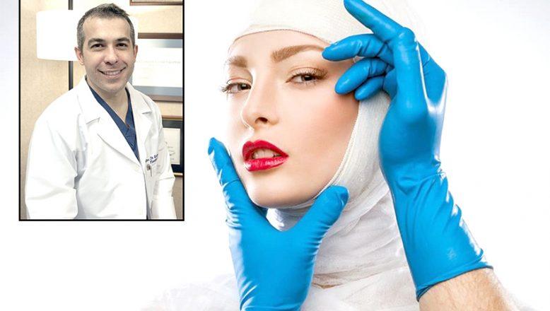 """""""Yanak küçültme ameliyatı ile çekicilik kazanın"""""""