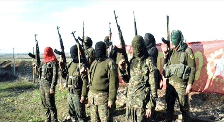 PKK'lı teröristlerin, Dağlık Karabağ'da savaştığını itiraf etti