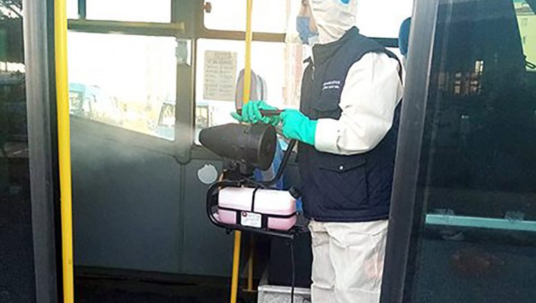Koronavirüsle mücadele sürüyor