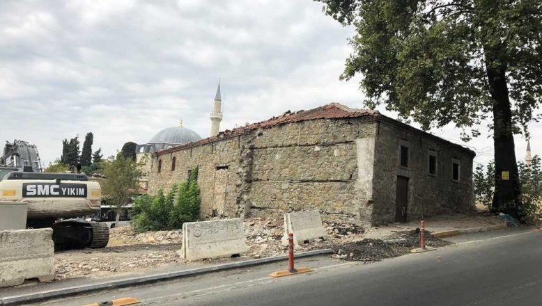 Tekirdağ'ın tarihi yapıları restore ediliyor