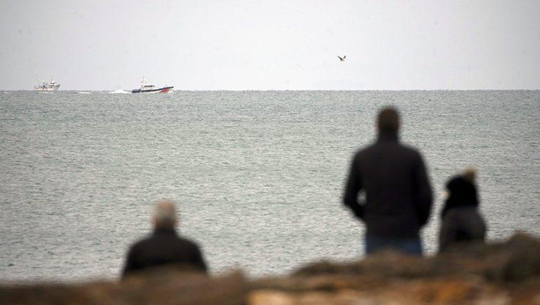 Kayıp balıkçı Limni açıklarında bulundu