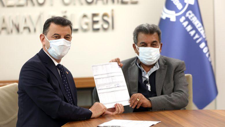 Kapaklı Devlet Hastanesi'nin, inşaat ruhsatı imzalandı