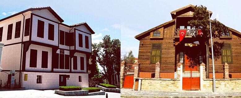 Atatürk Evi ziyarete kapatıldı