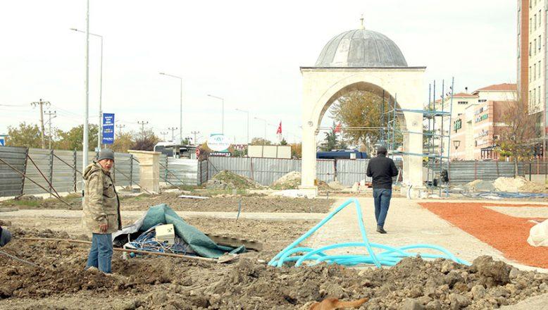 Tarihi yapı restore diliyor