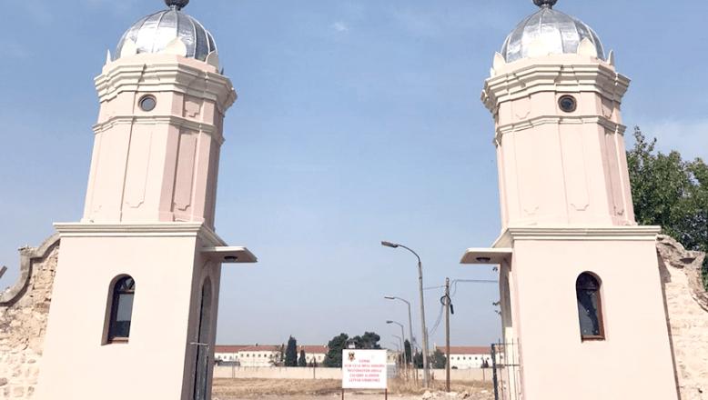 Tarihi yapı restore edildi