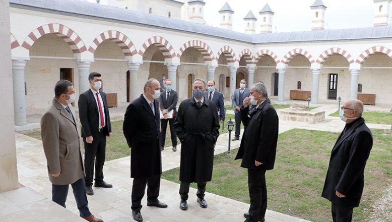 Müzeler şehri Edirne