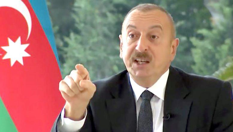 Aliyev'den, BBC'ye tokat gibi cevap