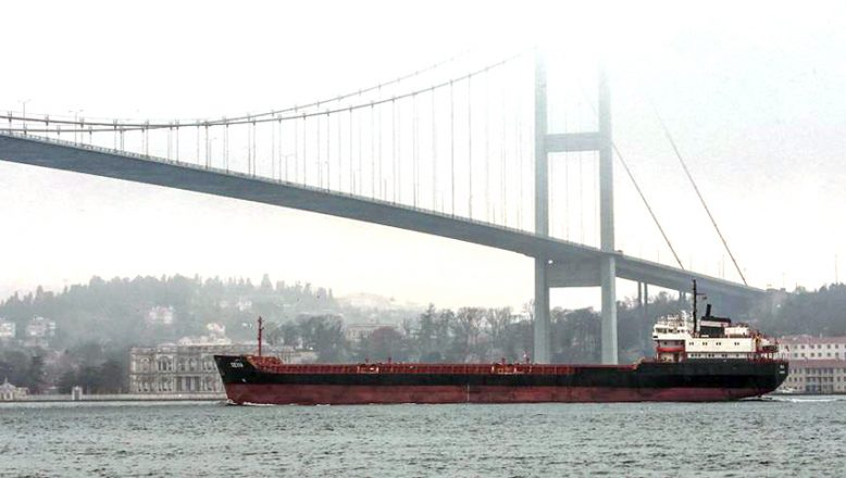 Türk boğazlarından 9 ayda, 59 bin 670 gemi geçti