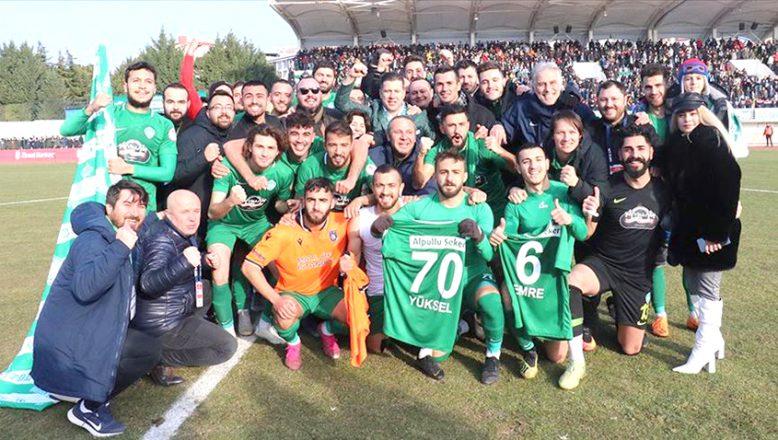 Kırklarelispor'da, Ziraat Türkiye Kupası heyecanı