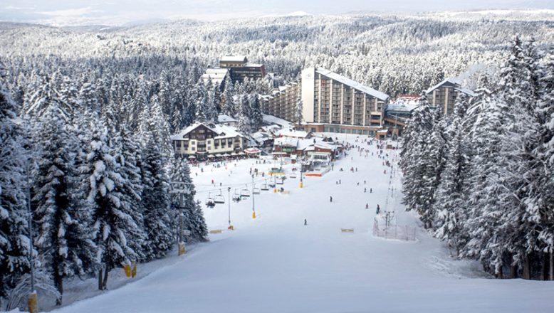 Borovets Kayak Merkezi, turistleri bekliyor