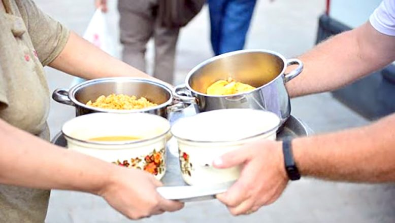 10 ayda, 250 bin kişilik yemek dağıttı