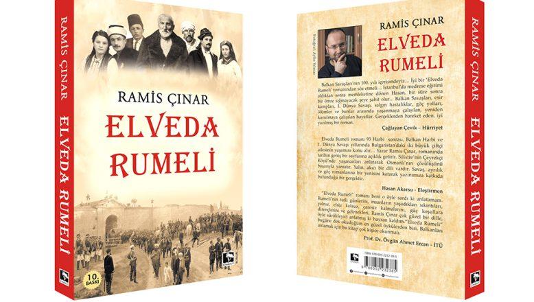 Elveda Rumeli Romanı, 10. baskısını yaptı