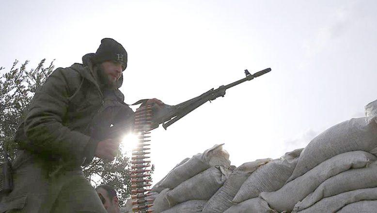 PKK'lılardan sonra şimdi de, Fransız aşırı sağcı örgüt