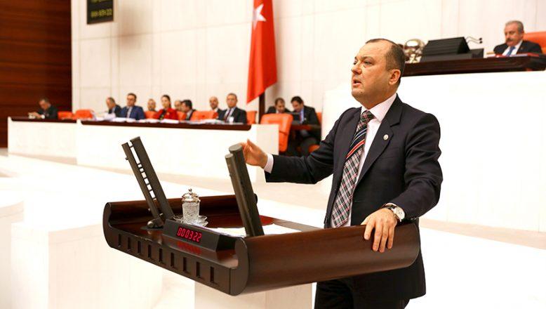 CHP Milletvekili Aygun'dan, '24 Kasım Öğretmenler Günü' mesajı