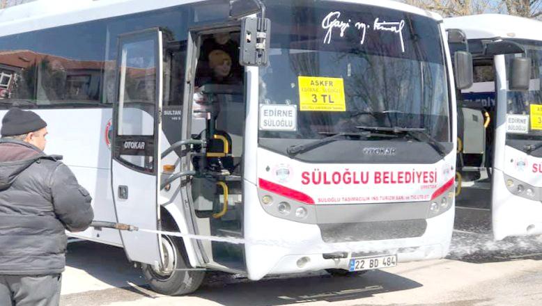 Süloğlu Belediyesi'nden KPSS seferi
