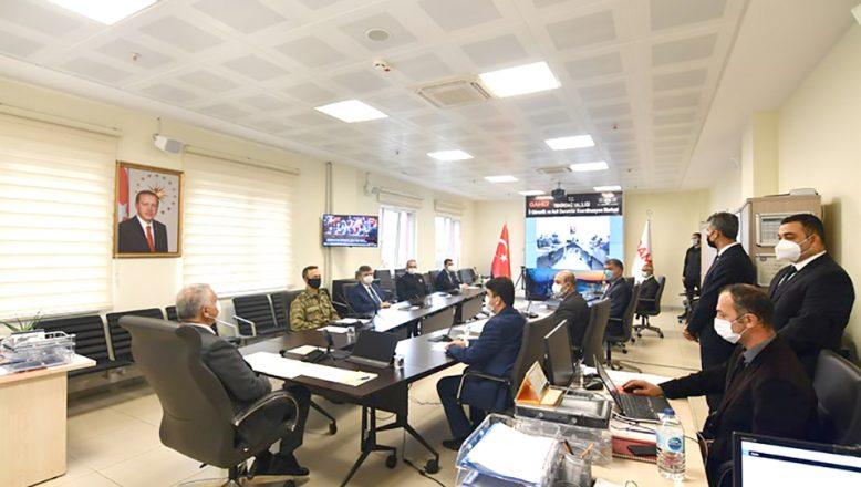 """TAMP Tekirdağ İl Düzeyi Masabaşı Tatbikatı"""