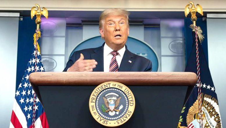Pentagon'da, Trump operasyonu