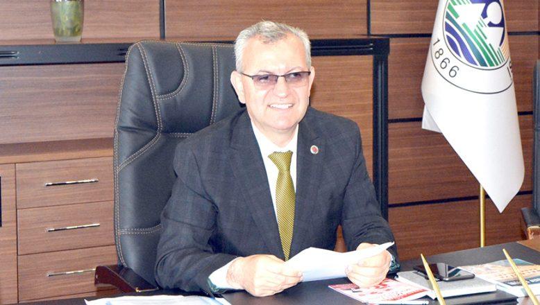 Başkan Helvacıoğlu, '24 Kasım Öğretmenler Günü'nü' kutladı