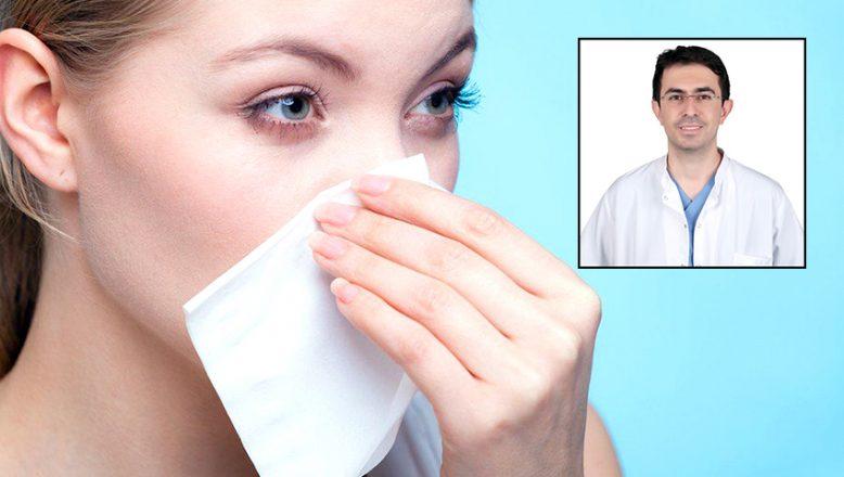 """""""COVID-19 ve grip ayrımını yapmak, mümkün mü?"""""""