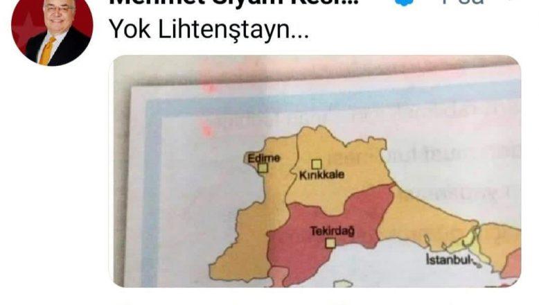 """""""Yok Lihtenştayn…"""""""