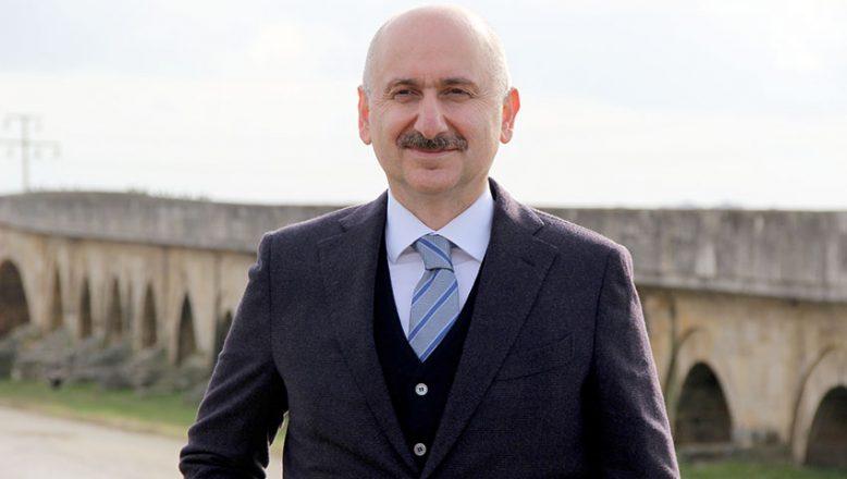 Bakan Karaismailoğlu'ndan Uzunköprü müjdesi