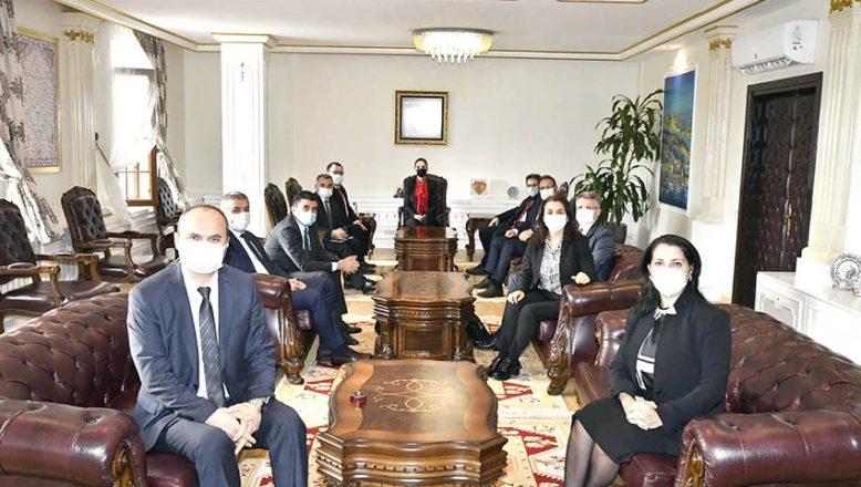 Ticaret Bakan Yardımcısı Batur, Edirne'ye geldi