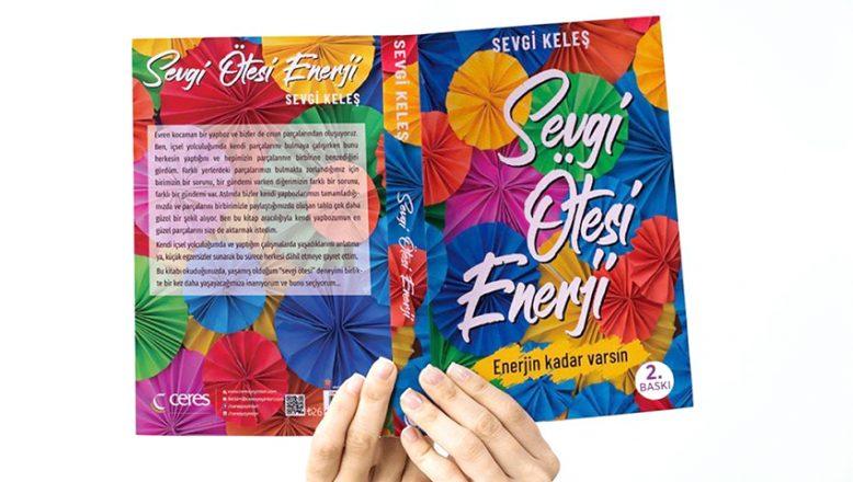 'Sevgi Ötesi Enerji' kitabı, okurlarıyla buluştu