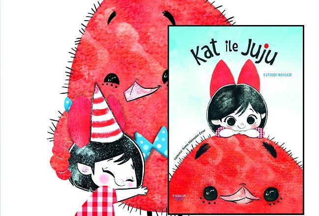 'Kat ile Juju' raflarda