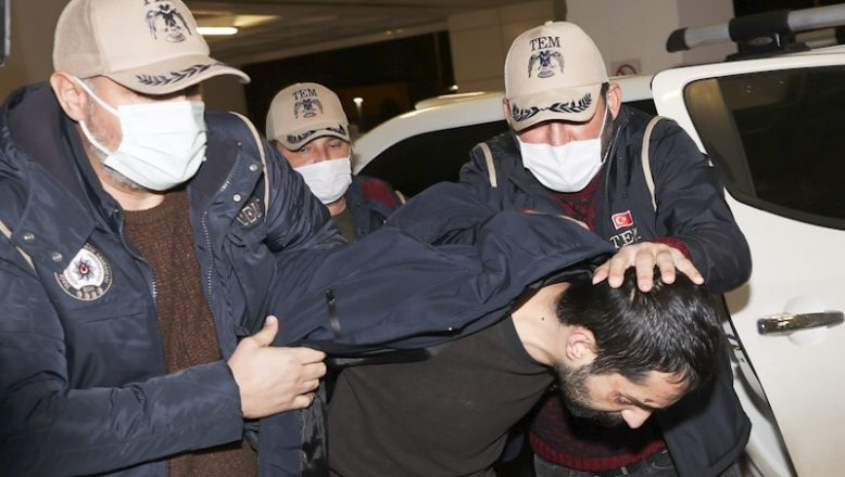 Operasyonla yakalanmıştı! Tutuklandı