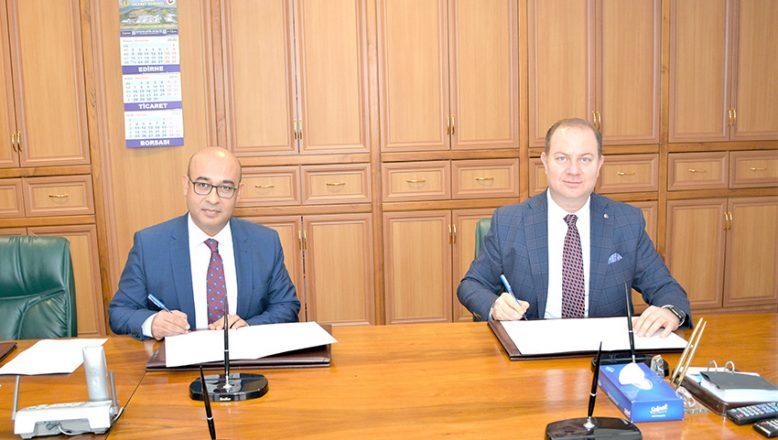 Finansman protokolü imzalandı
