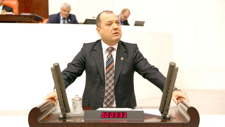 Milletvekili Aygun'un testi pozitif çıktı