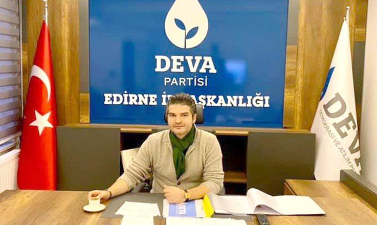 DEVA'da kongre heyecanı