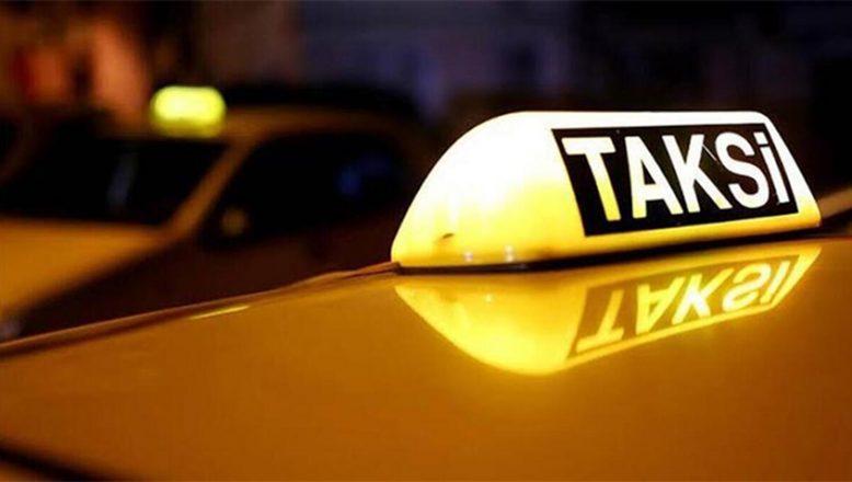 Kısıtlamada taksi ile evlere alkol servisi