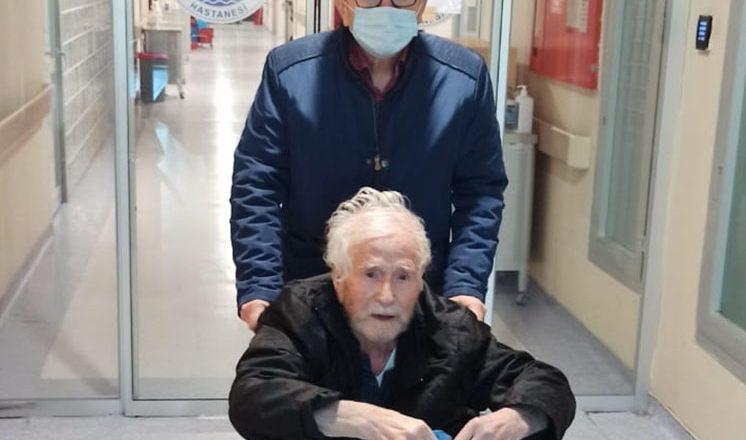 Tayyip Yılmaz 91 yaşında koronayı yendi