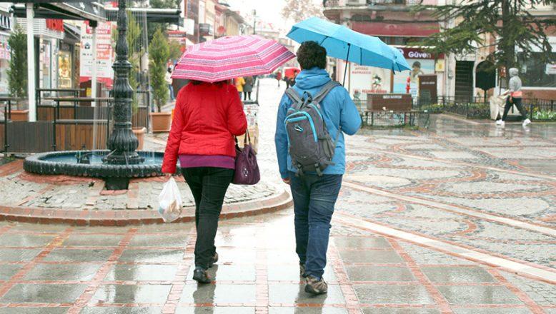 Yağışlı hava etkili oluyor