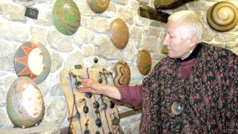 Bulgar seramiğin 'Kontesi', Tsvetana Videva