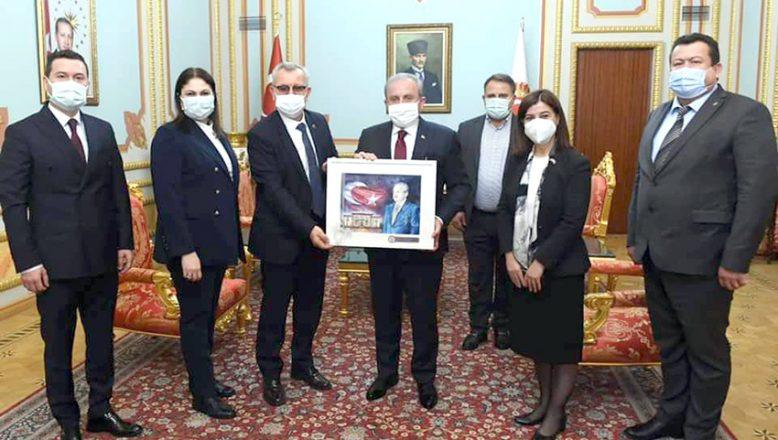 Başkan Helvacıoğlu, Ankara'dan müjdelerle döndü